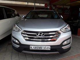 Good as new 2015 Hyundai Santa Fe for sale at low price