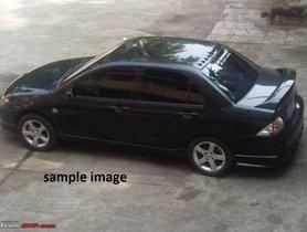 2007 Mitsubishi Cedia for sale
