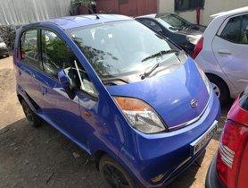 Used 2014 Tata Nano car at low price