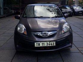 Good as new Honda Brio S MT 2012 for sale