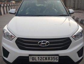 Used Hyundai Creta 1.6 VTVT E Plus 2016 for sale