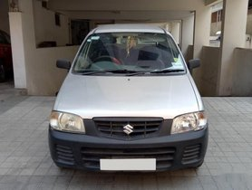 2009 Maruti Suzuki Alto for sale at low price