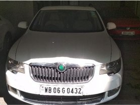 Good as new Skoda Superb 2009-2014 2011 for sale