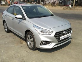 2017 Hyundai Verna for sale