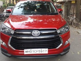 Toyota Innova Crysta Touring Sport 2.4 MT 2017 by owner