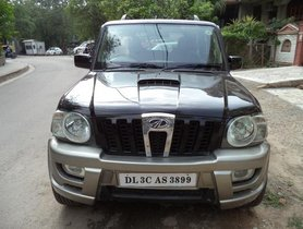 Good as new Mahindra Scorpio SLE BSIV for sale