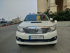 Good as new Toyota Fortuner 4x2 4 Speed AT 2013 for sale