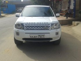 Good as new 2011 Land Rover Freelander 2 for sale at low price