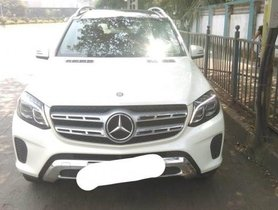 Good as new 2017 Mercedes Benz GLS for sale at low price