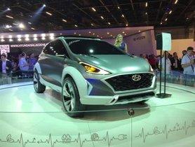 Hyundai Saga EV Concept Debuted