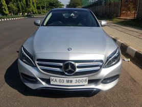 Mercedes Benz C Class C 220 CDI Style 2016 for sale