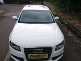 Good as new Audi A4 2.0 TDI Multitronic for sale