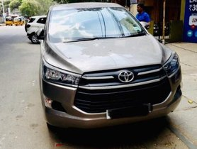 Used 2017 Toyota Innova Crysta for sale