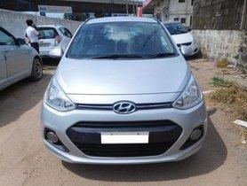 Hyundai Grand i10 1.2 Kappa Sportz 2014 for sale