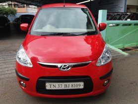 Used 2018 Hyundai i10 car at low price