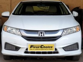 Used 2016 Honda City car at low price