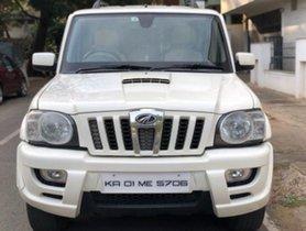 Used 2009 Mahindra Scorpio 2009-2014 for sale