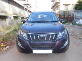Used 2017 Mahindra XUV500 car at low price