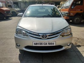 2014 Toyota Platinum Etios for sale