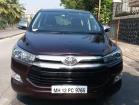 2017 Toyota Innova Crysta for sale