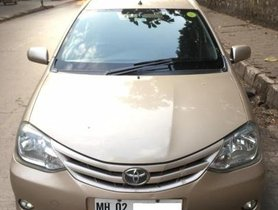 Used Toyota Etios Liva GD 2011 for sale