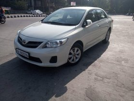 2013 Toyota Corolla Altis for sale at low price
