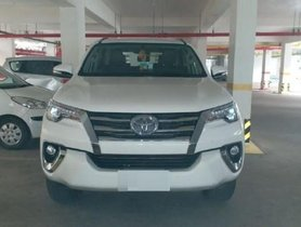 Used 2018 Toyota Fortuner for sale