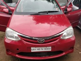 Used Toyota Platinum Etios 2011 car at low price