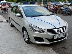 Used 2016 Maruti Suzuki Ciaz car for sale at low price