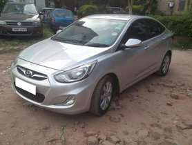 Hyundai Verna CRDi 1.6 SX 2012 for sale
