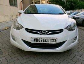 Hyundai Elantra SX AT 2012 for sale
