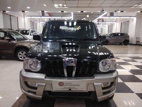 Used Mahindra Scorpio 2009-2014 car for sale at low price