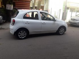 Well-maintained Nissan Micra 2012 for sale