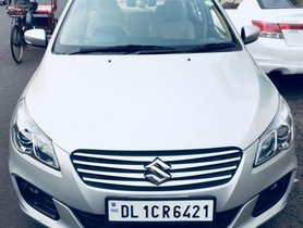 Maruti Ciaz ZDi Plus SHVS for sale at the reasonable price