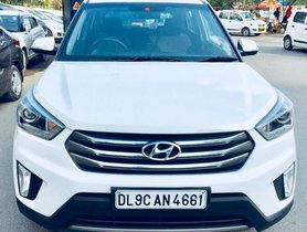 Good as new Hyundai Creta 1.6 CRDi SX Plus by owner
