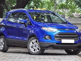 Ford EcoSport 1.5 Ti VCT MT Titanium by owner