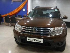 Renault Duster 2013 for sale at the best deal