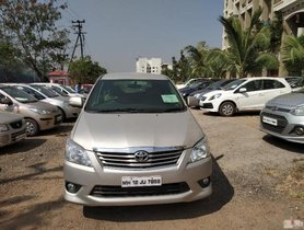 Good as new 2013 Toyota Innova for sale