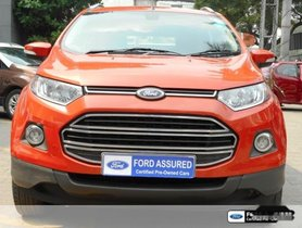 Used Ford EcoSport 1.5 TDCi Titanium Plus by owner