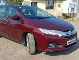 Well-kept Honda City i VTEC VX Option for sale