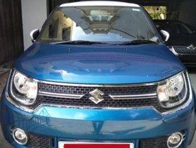 Used 2017 Maruti Suzuki Ignis car at low price