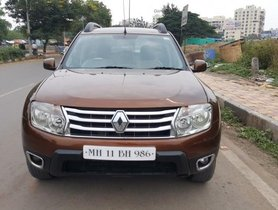 Used Renault Duster 110PS Diesel RxL 2012 for sale