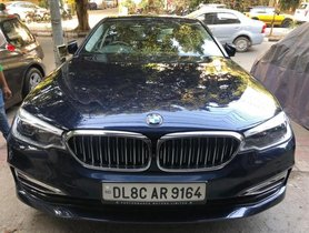 2017 BMW 5 Series for sale at low price