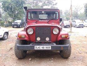 Used 2013 Mahindra Thar for sale