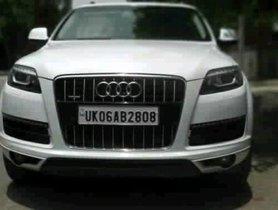 Used Audi Q7 3.0 TDI Quattro Premium Plus by owner