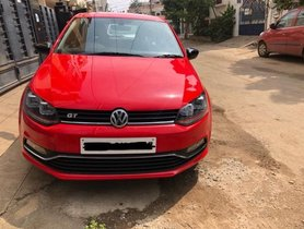 Good as new Volkswagen Polo GT TSI 2016 for sale