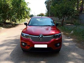 Well-maintained Renault Kwid 2015 for sale