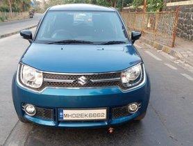 Used 2017 Maruti Suzuki Ignis for sale