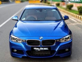 BMW 3 Series 320d M Sport for sale at the best deal