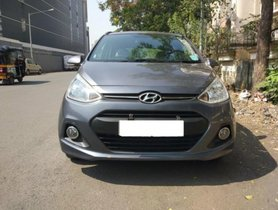 Used Hyundai Grand i10 car at low price